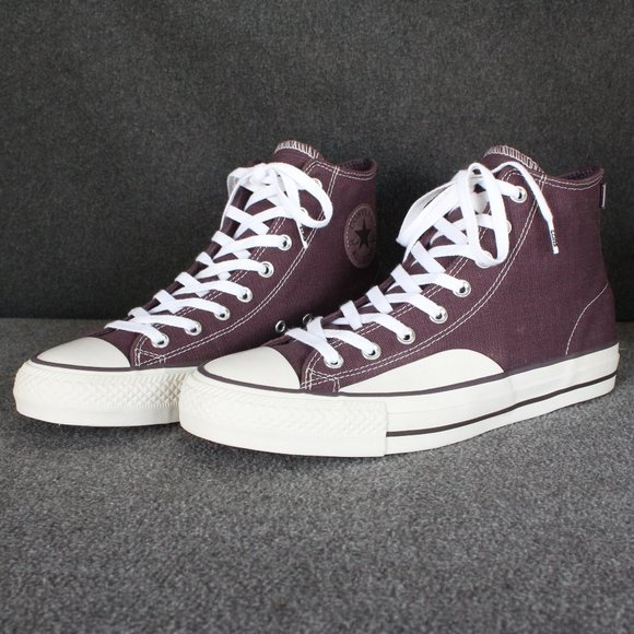 Converse CONS Chuck Taylor All Star Pro High Top Dusk Purple, Mens Size 11